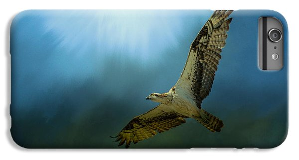Osprey In The Evening Light IPhone 7 Plus Case by Jai Johnson