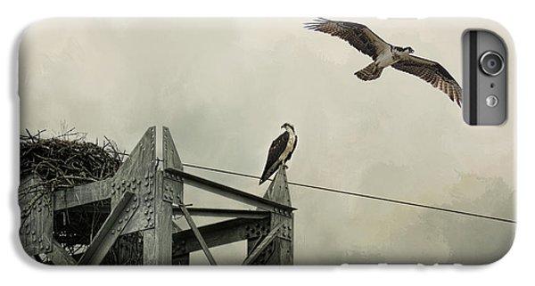 Ospreys At Pickwick IPhone 7 Plus Case by Jai Johnson