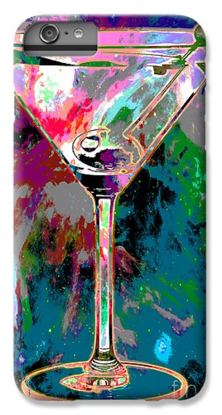 Out Of This World Martini IPhone 7 Plus Case by Jon Neidert