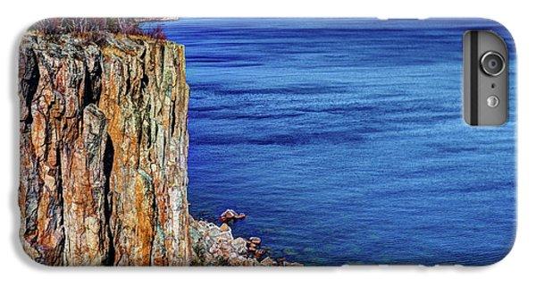 Lake Superior iPhone 7 Plus Case - Palisade Head Tettegouche State Park North Shore Lake Superior Mn by Wayne Moran