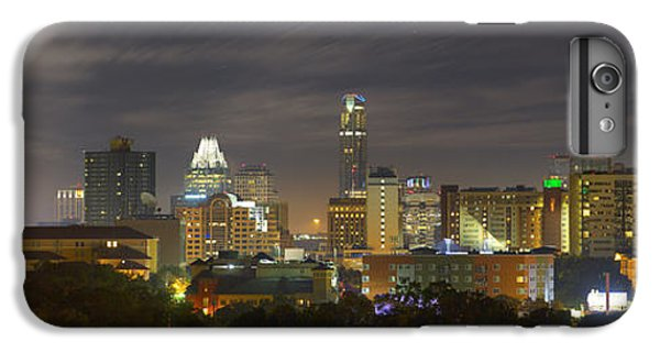 Panorama Of The Austin Skyline On A September Morning IPhone 7 Plus Case