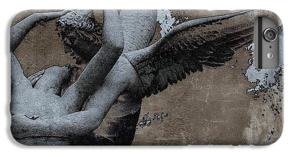 Paris Eros And Psyche - Surreal Romantic Angel Louvre   - Eros And Psyche - Cupid And Psyche IPhone 7 Plus Case