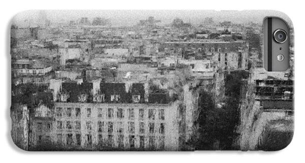 Paris In The Rain  IPhone 7 Plus Case