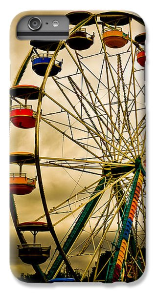 Wizard iPhone 7 Plus Case - Patch Of Blue by Bob Orsillo