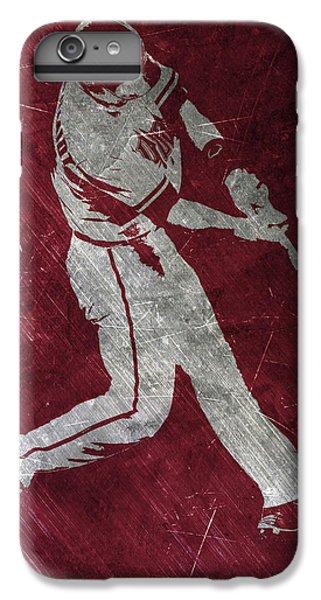 Diamondback iPhone 7 Plus Case - Paul Goldschmidt Arizona Diamondbacks Art by Joe Hamilton