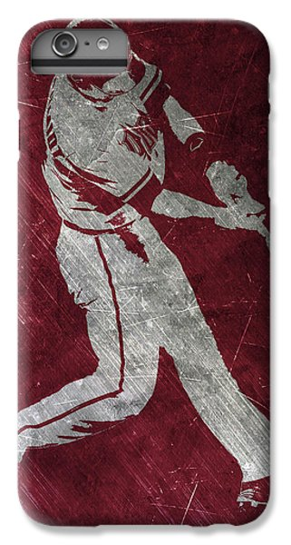 Paul Goldschmidt Arizona Diamondbacks Art IPhone 7 Plus Case by Joe Hamilton