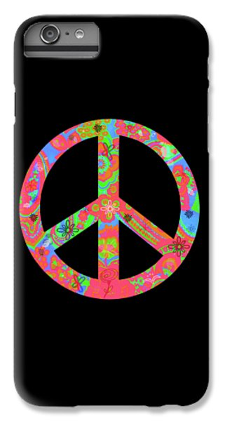Peace IPhone 7 Plus Case