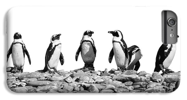 Penguins IPhone 7 Plus Case by Delphimages Photo Creations