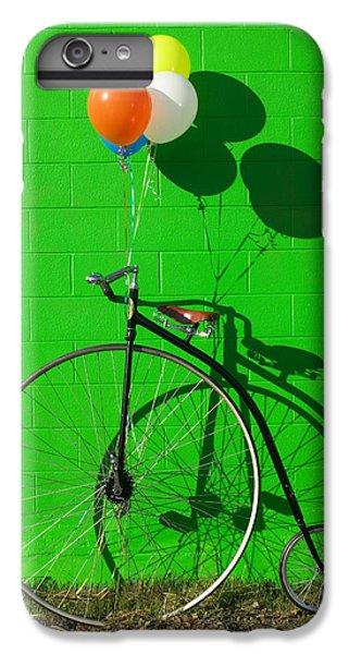 Penny Farthing Bike IPhone 7 Plus Case