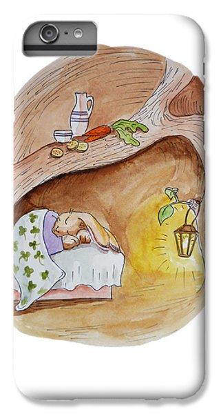 Peter Rabbit  IPhone 7 Plus Case by Irina Sztukowski