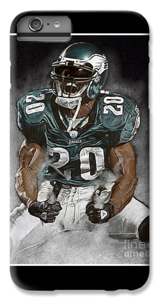 Philadelphia Eagles Brian Dawkins The Legend IPhone 7 Plus Case
