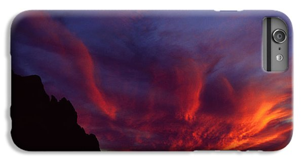 Phoenix Risen IPhone 7 Plus Case by Randy Oberg