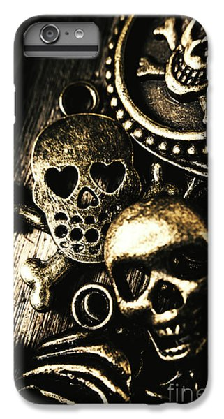 IPhone 7 Plus Case featuring the photograph Pirate Treasure by Jorgo Photography - Wall Art Gallery