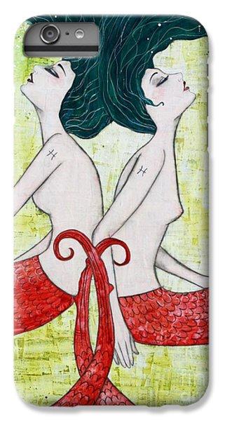 Pisces Mermaids IPhone 7 Plus Case
