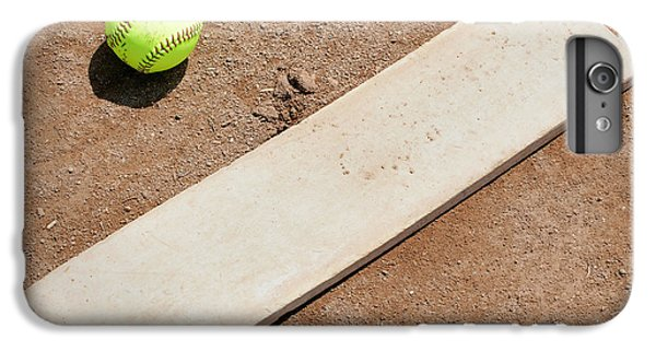 Softball iPhone 7 Plus Case - Pitchers Mound by Kelley King