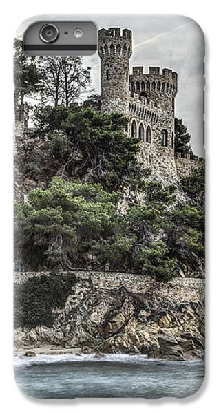 Plaja Castle, Lloret De Mar IPhone 7 Plus Case