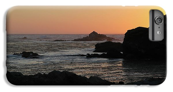 Point Lobos Sunset IPhone 7 Plus Case by David Chandler
