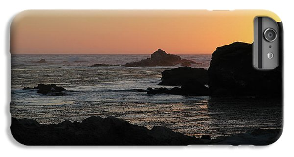 IPhone 7 Plus Case featuring the photograph Point Lobos Sunset by David Chandler