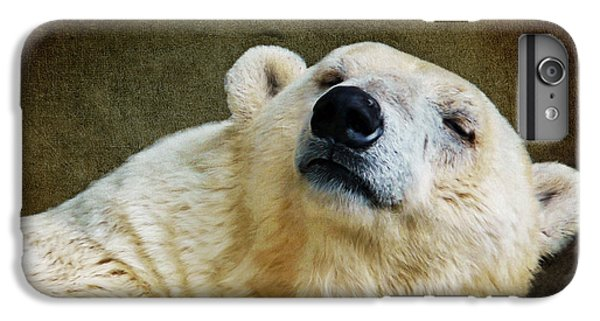 Polar Bear IPhone 7 Plus Case by Angela Doelling AD DESIGN Photo and PhotoArt