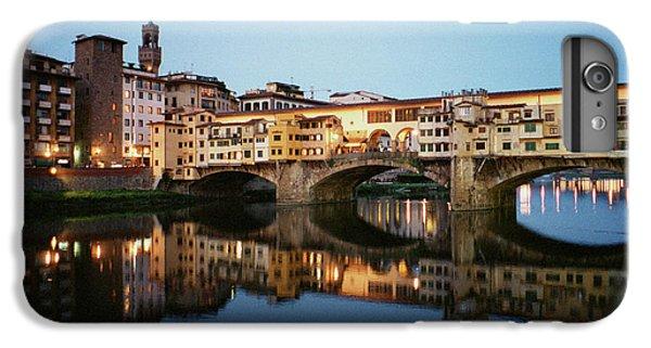 Dick Goodman iPhone 7 Plus Case - Ponte Vecchio by Dick Goodman