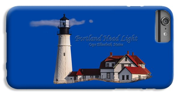 Portland Head Light No. 43 IPhone 7 Plus Case by Mark Myhaver