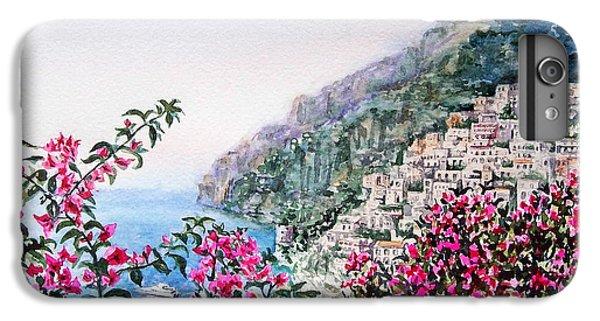 Positano Italy IPhone 7 Plus Case