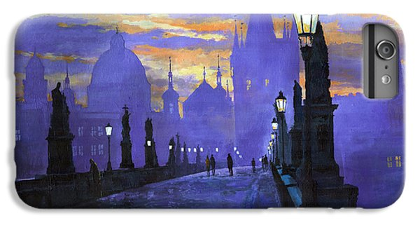 Prague Charles Bridge Sunrise IPhone 7 Plus Case