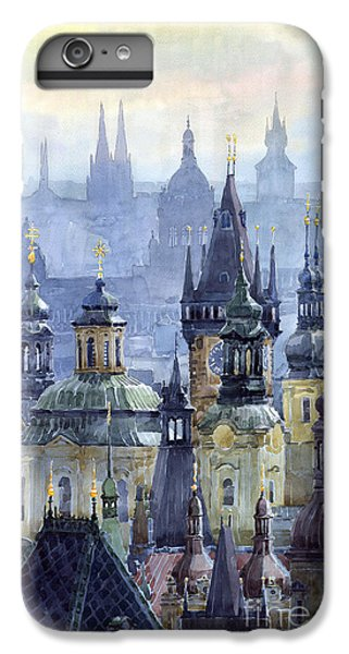 City Scenes iPhone 7 Plus Case - Prague Towers by Yuriy Shevchuk