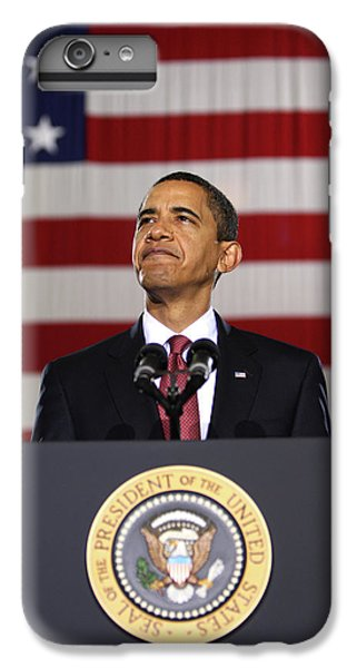 President Obama IPhone 7 Plus Case