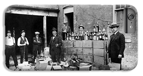 Washington D.c iPhone 7 Plus Case - Prohibition, 1922 - To License For Professional Use Visit Granger.com by Granger