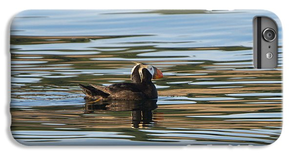Puffin Reflected IPhone 7 Plus Case by Mike Dawson