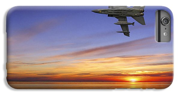 Airplane iPhone 7 Plus Case - Raf Tornado Gr4 by Smart Aviation
