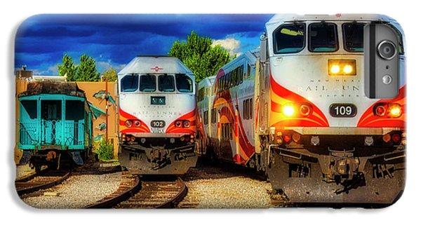 Roadrunner iPhone 7 Plus Case - Rail Runner Express by Garry Gay