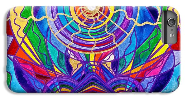 Swan iPhone 7 Plus Case - Raise Your Vibration by Teal Eye  Print Store