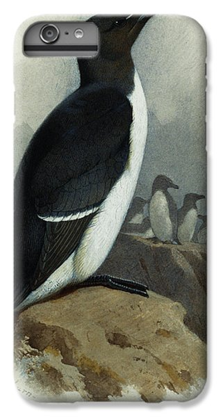 Razorbill IPhone 7 Plus Case by Archibald Thorburn