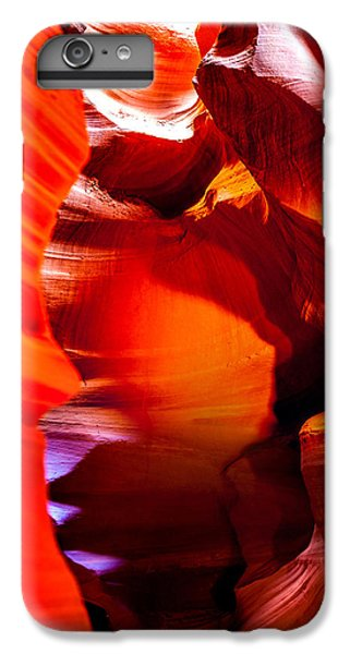 Featured Images iPhone 7 Plus Case - Red Canyon Walls by Az Jackson