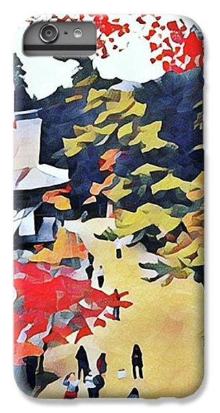 iPhone 7 Plus Case - Autumn Color  by Naomi Ibuki