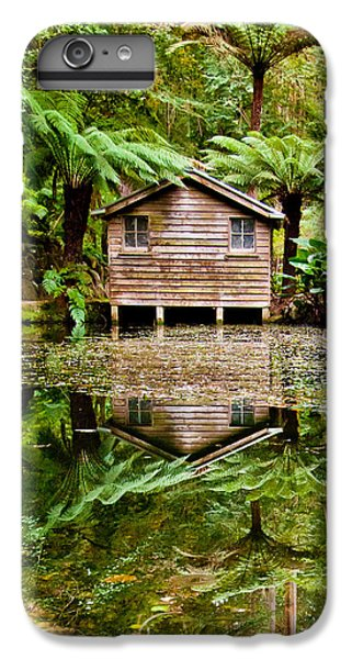 Featured Images iPhone 7 Plus Case - Reflections On The Pond by Az Jackson
