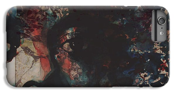 Rhythm And Blues iPhone 7 Plus Case - Remember Me by Paul Lovering