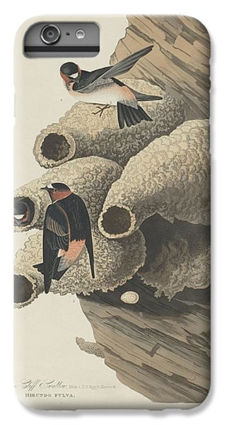 Republican Cliff Swallow IPhone 7 Plus Case by Rob Dreyer