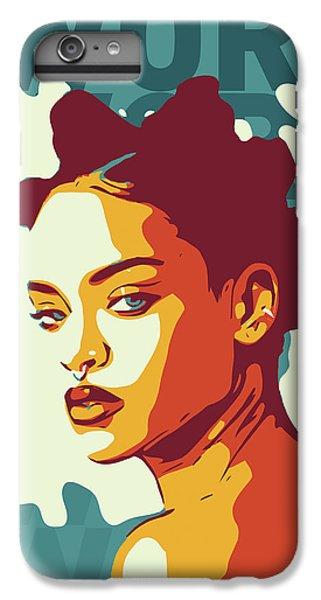 Rihanna IPhone 7 Plus Case
