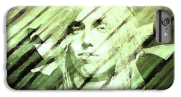 Def Leppard iPhone 7 Plus Case - Rip Tom Petty by Enki Art