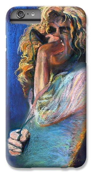 Led Zeppelin iPhone 7 Plus Case - Robert Plant by Laurie VanBalen