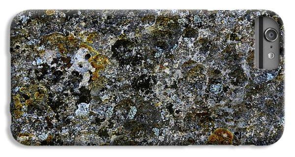 Rock Lichen Surface IPhone 7 Plus Case by Nareeta Martin