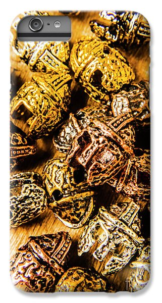 Warfare iPhone 7 Plus Case - Roman Armoury Den by Jorgo Photography - Wall Art Gallery