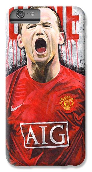 Rooney IPhone 7 Plus Case