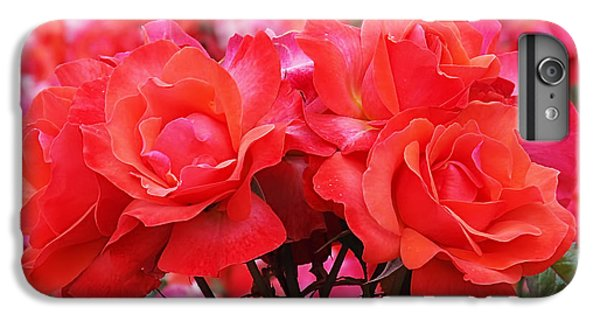 Rose Abundance IPhone 7 Plus Case