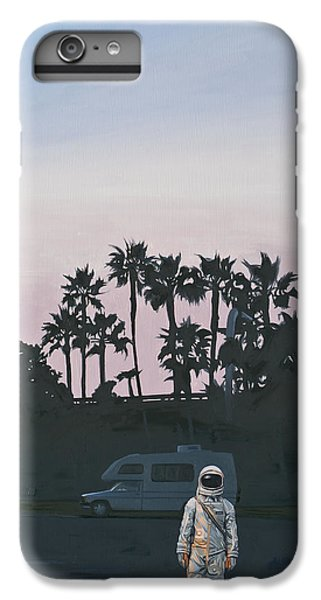 Space iPhone 7 Plus Case - Rv Dusk by Scott Listfield