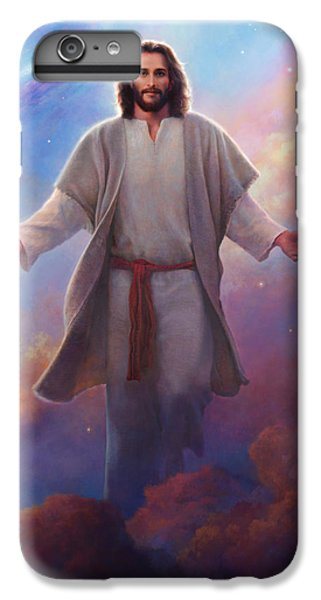 Sacred Space IPhone 7 Plus Case by Greg Olsen