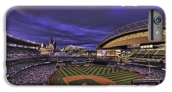 Safeco Field IPhone 7 Plus Case by Dan McManus